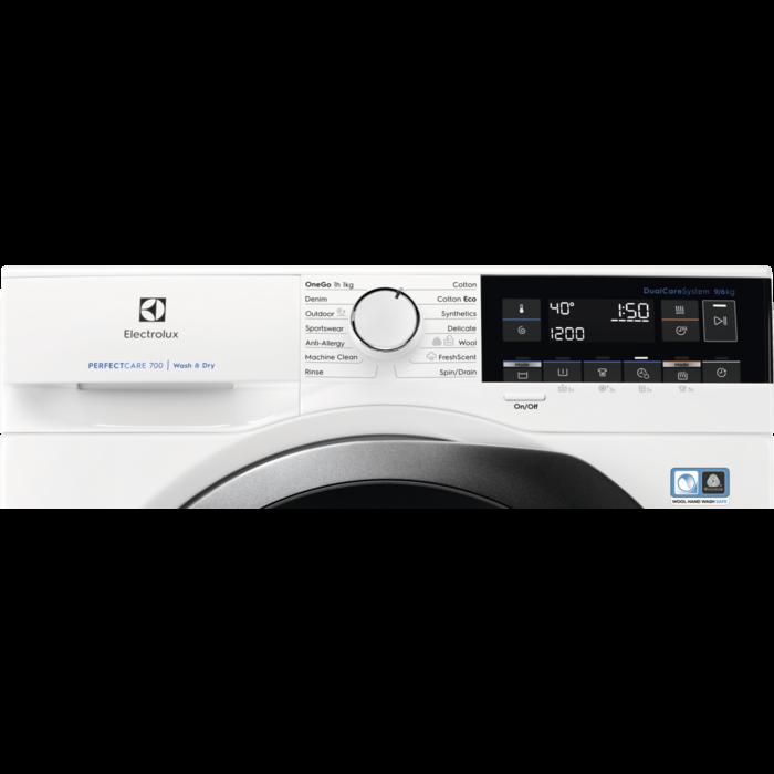 Electrolux EW7W369S Szabadonálló mosó-szárító » Mósó-szárítógép ... 94c3dd6034